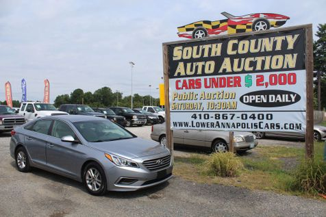 2016 Hyundai Sonata 2.4L SE in Harwood, MD