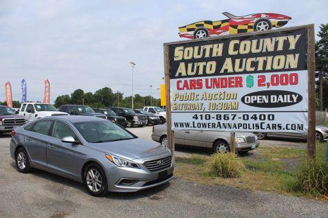 2016 Hyundai Sonata 2.4L SE in Harwood, MD