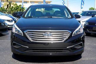 2016 Hyundai Sonata 2.4L SE Hialeah, Florida 1