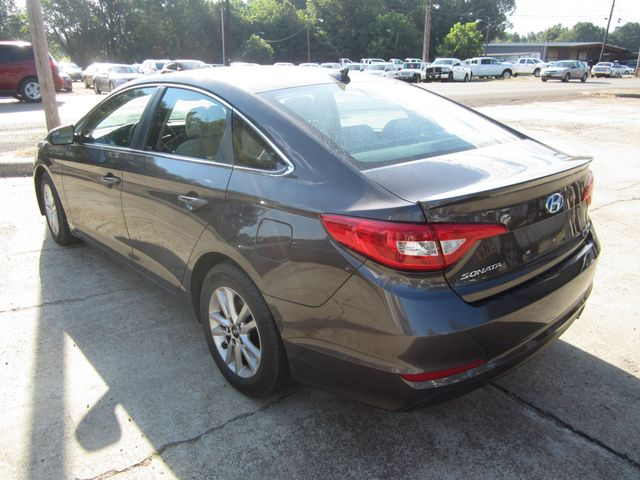 2016 Hyundai Sonata 2.4L SE Houston, Mississippi 5