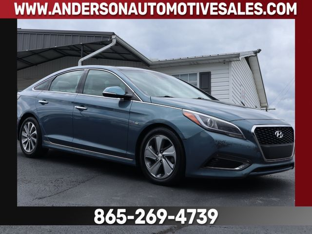 2016 Hyundai Sonata Hybrid Limited in Clinton, TN 37716