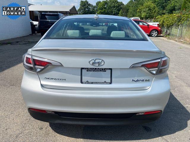 2016 Hyundai Sonata Hybrid SE Madison, NC 2