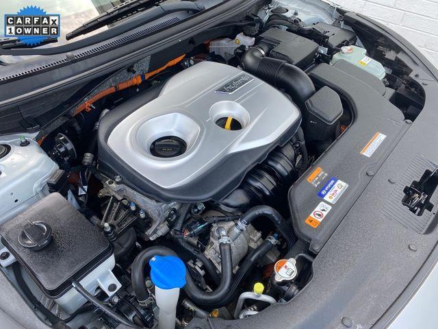 2016 Hyundai Sonata Hybrid SE Madison, NC 38