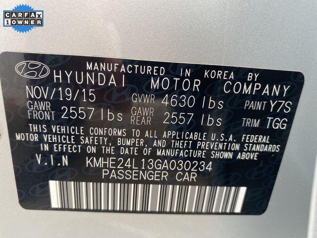 2016 Hyundai Sonata Hybrid SE Madison, NC 40