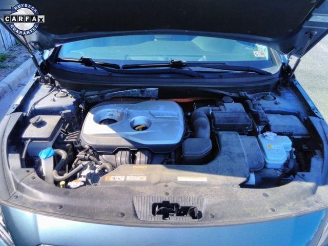 2016 Hyundai Sonata Hybrid SE Madison, NC 10
