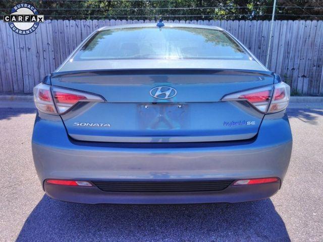 2016 Hyundai Sonata Hybrid SE Madison, NC 4