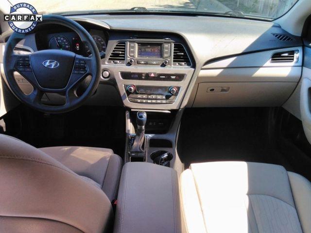 2016 Hyundai Sonata Hybrid SE Madison, NC 8