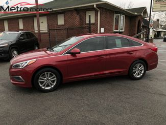 2016 Hyundai Sonata 2.4L SE Knoxville , Tennessee 8