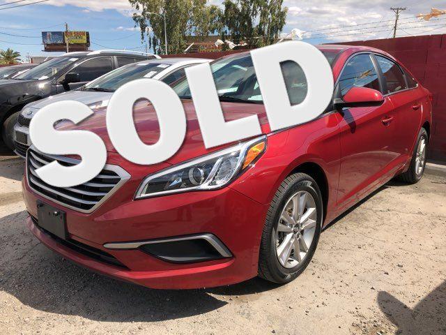 2016 Hyundai Sonata 2.4L SE CAR PROS AUTO CENTER (702) 405-9905 Las Vegas, Nevada
