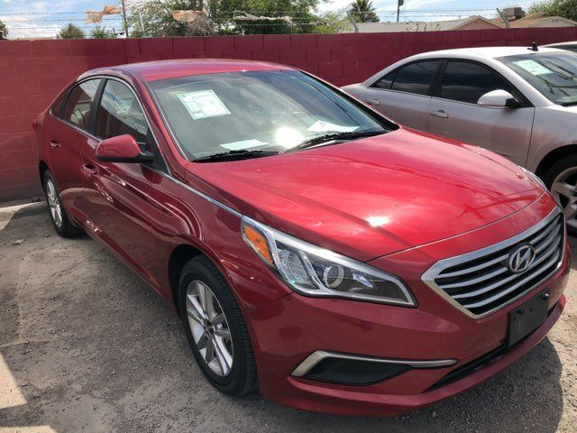 2016 Hyundai Sonata 2.4L SE CAR PROS AUTO CENTER (702) 405-9905 Las Vegas, Nevada 1