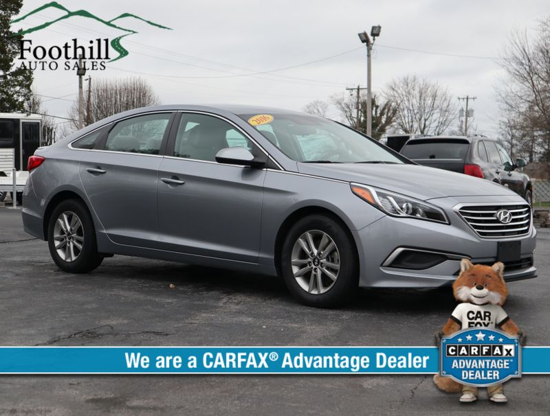 2016 Hyundai Sonata 24L SE  in Maryville, TN