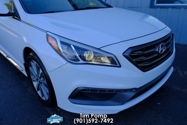 2016 Hyundai Sonata LIMITED PANO ROOF LEATHER NAVIGATION in Memphis, Tennessee 38115