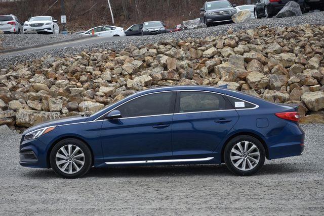 2016 Hyundai Sonata 2.4L Sport Naugatuck, Connecticut 1