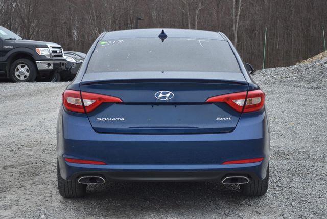 2016 Hyundai Sonata 2.4L Sport Naugatuck, Connecticut 3