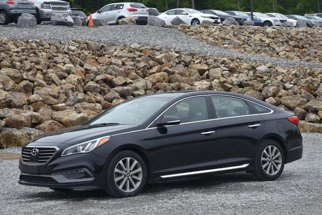 2016 Hyundai Sonata 2.4L Limited Naugatuck, Connecticut