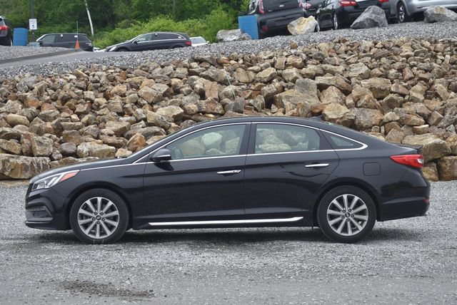 2016 Hyundai Sonata 2.4L Limited Naugatuck, Connecticut 1