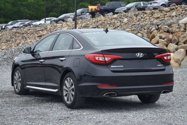 2016 Hyundai Sonata 2.4L Limited Naugatuck, Connecticut 2