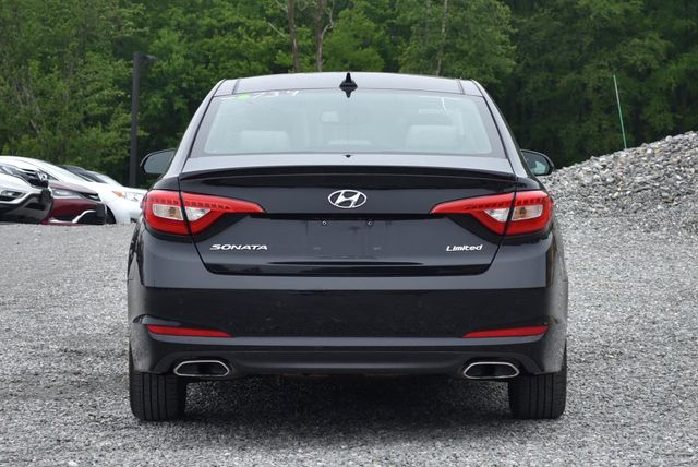 2016 Hyundai Sonata 2.4L Limited Naugatuck, Connecticut 3