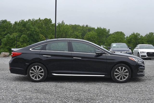 2016 Hyundai Sonata 2.4L Limited Naugatuck, Connecticut 5