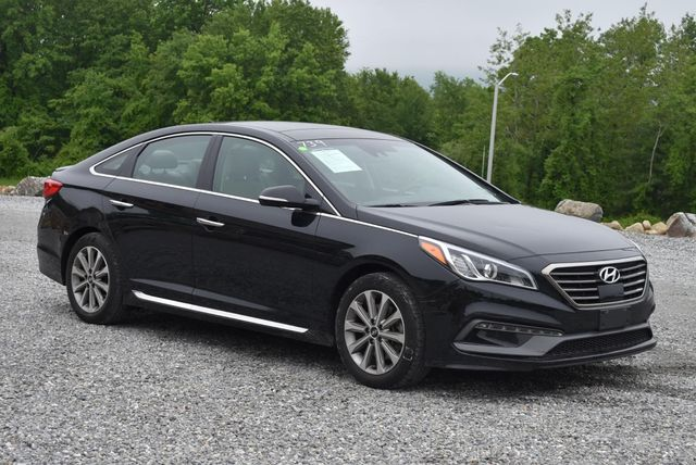 2016 Hyundai Sonata 2.4L Limited Naugatuck, Connecticut 6