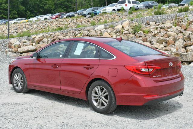 2016 Hyundai Sonata 2.4L SE Naugatuck, Connecticut 4