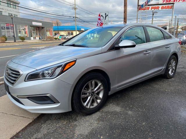 2016 Hyundai Sonata 2.4L SE New Brunswick, New Jersey 11