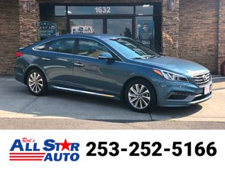 2016 Hyundai Sonata Sport in Puyallup Washington, 98371