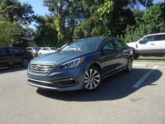 2016 Hyundai Sonata Sport PREM PKG. LEATHER. BLIND SPOT. PUSH STRT SEFFNER, Florida