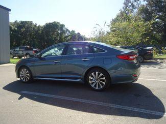 2016 Hyundai Sonata Sport PREM PKG. LEATHER. BLIND SPOT. PUSH STRT SEFFNER, Florida 10