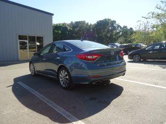 2016 Hyundai Sonata Sport PREM PKG. LEATHER. BLIND SPOT. PUSH STRT SEFFNER, Florida 11
