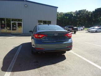 2016 Hyundai Sonata Sport PREM PKG. LEATHER. BLIND SPOT. PUSH STRT SEFFNER, Florida 12