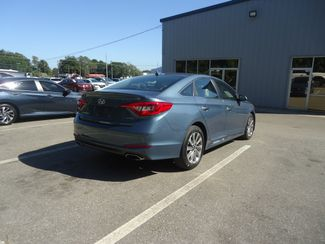 2016 Hyundai Sonata Sport PREM PKG. LEATHER. BLIND SPOT. PUSH STRT SEFFNER, Florida 14