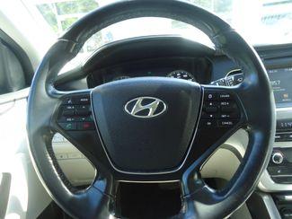 2016 Hyundai Sonata Sport PREM PKG. LEATHER. BLIND SPOT. PUSH STRT SEFFNER, Florida 22