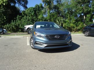 2016 Hyundai Sonata Sport PREM PKG. LEATHER. BLIND SPOT. PUSH STRT SEFFNER, Florida 9
