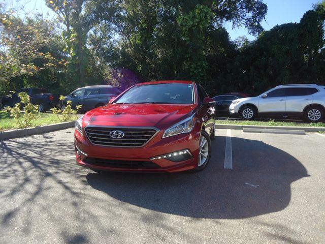2016 Hyundai Sonata 1.6T Eco SEFFNER, Florida