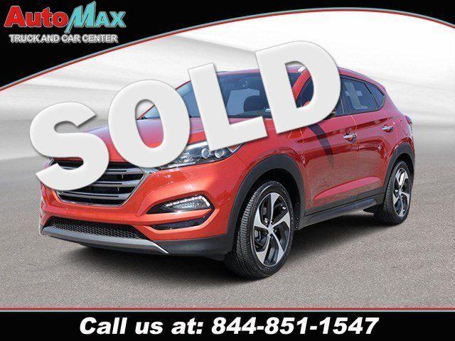 2016 Hyundai Tucson Limited in Albuquerque, New Mexico 87109