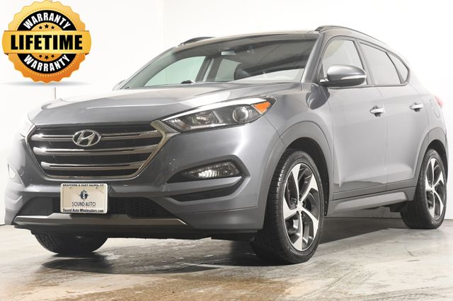 2016 Hyundai Tucson Limited w/ Nav/Blindspot/ Safety Tech