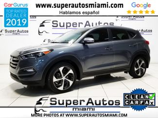 2016 Hyundai Tucson Sport Turbo with Leather Interior in Doral, FL 33166