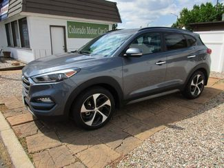 2016 Hyundai Tucson 1.6L GDI Turbo Limited in Fort Collins, CO 80524