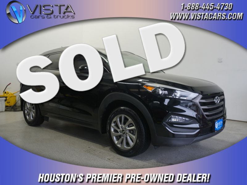 2016 Hyundai Tucson SE  city Texas  Vista Cars and Trucks  in Houston, Texas
