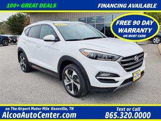 "2016 Hyundai Tucson Sport 1.6L Turbo AWD w/Smart Key/Heated Seats/19"" in Louisville, TN 37777"