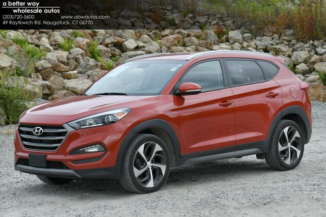 2016 Hyundai Tucson Sport 4WD Naugatuck, Connecticut