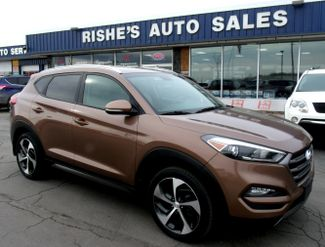 2016 Hyundai Tucson Sport | Rishe's Import Center in Ogdensburg  NY