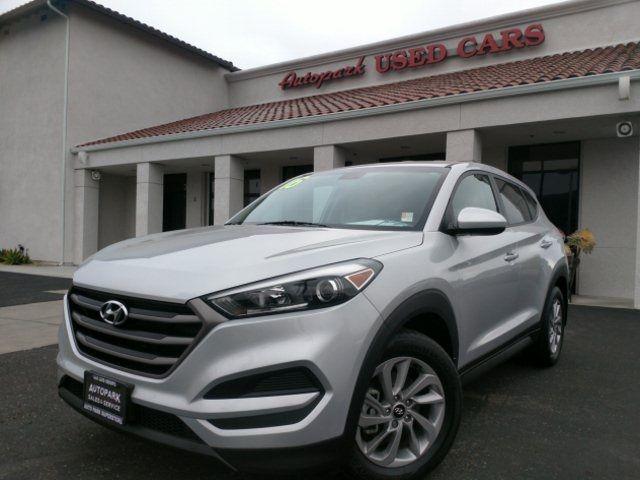 2016 Hyundai Tucson in San Luis Obispo CA