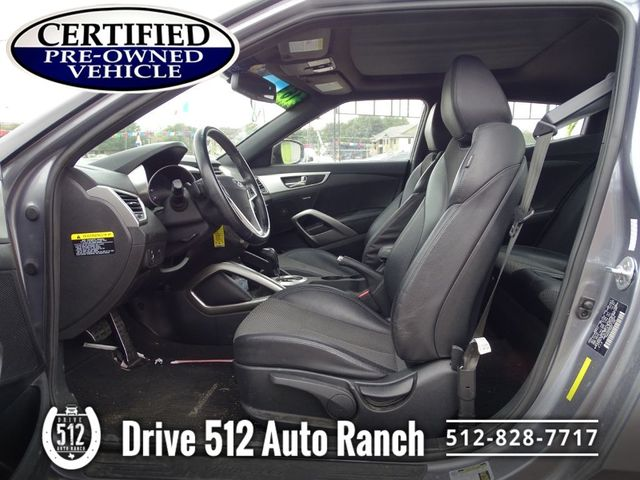 2016 Hyundai Veloster Sunroof NICE Car in Austin, TX 78745
