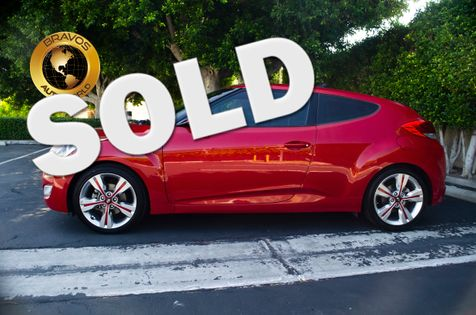 2016 Hyundai Veloster EcoShft DCT in cathedral city