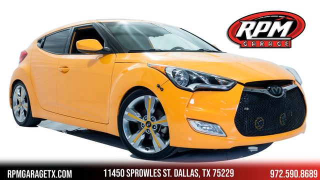 2016 Hyundai Veloster with Upgrades