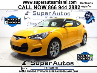2016 Hyundai Veloster 6AT in Doral FL, 33166