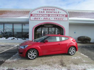 2016 Hyundai Veloster BASE in Fremont OH, 43420