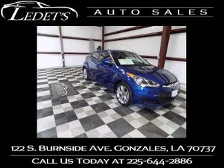 2016 Hyundai Veloster  - Ledet's Auto Sales Gonzales_state_zip in Gonzales
